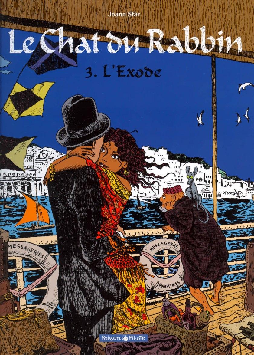 le-chat-du-rabbin-t3-joann-sfar