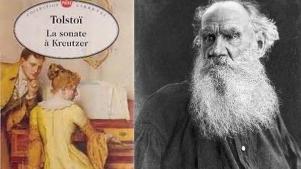 la sonate à kreutzer de Léon Tolstoi