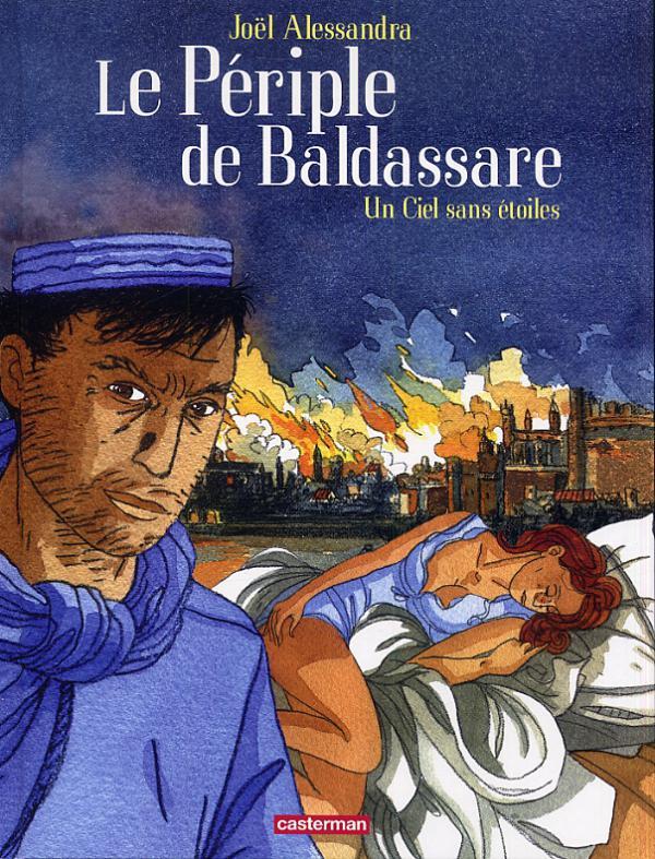 Le périple de BaldassareT2 de Joël Alessandra