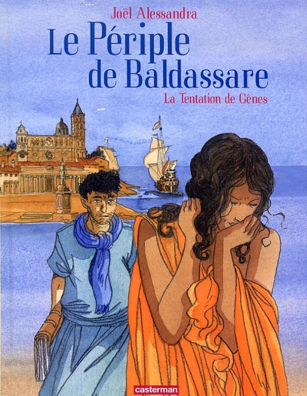 Le périple de BaldassareT3 de Joël Alessandra