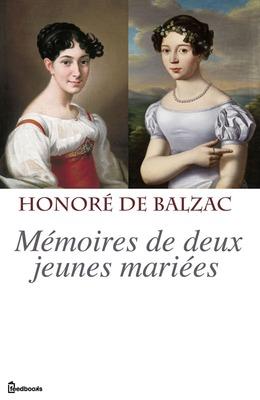 mémoires de deux jeunes marièes de Balzac