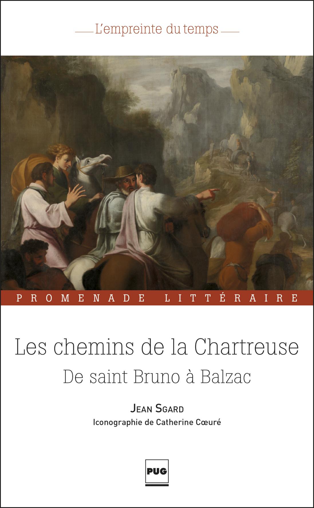 Chemins de la chartreuse Jean Sgard