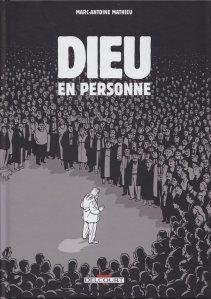 Dieu en Personne de Marc Antoine Mathieu