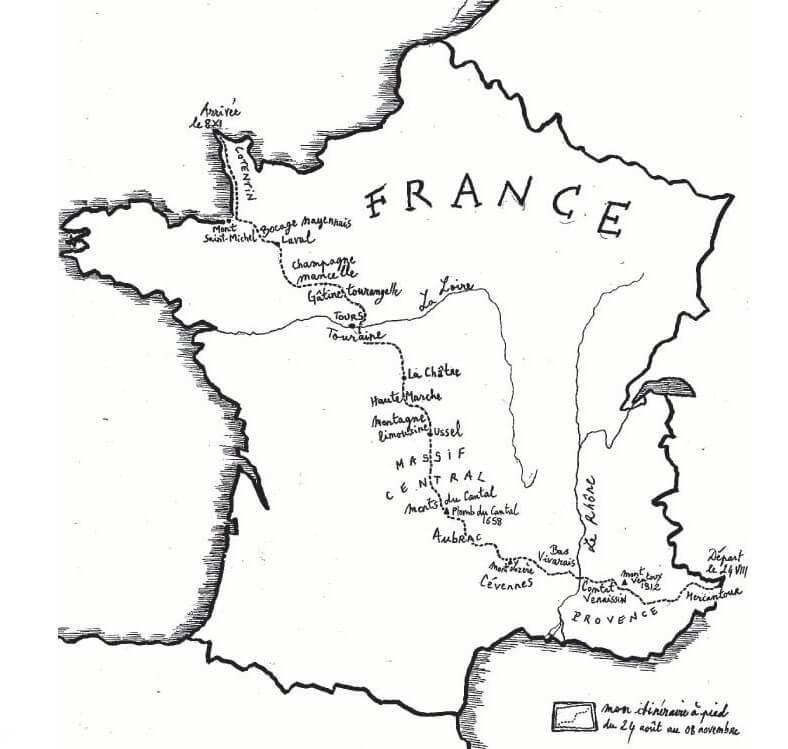 Itinéraire-sur-les-chemins-noirs-de-Sylvain-Tesson