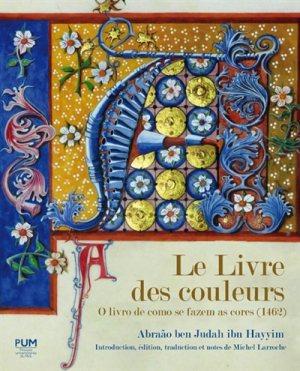 Le livre des couleurs de Abraao ben Judah ibn Hayyim