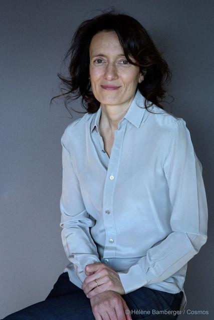 PortraitCélia Houdart
