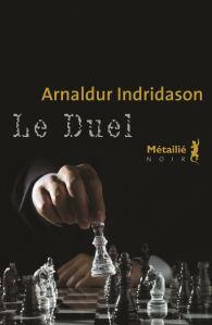 Le duel de Arnaldur Indridason