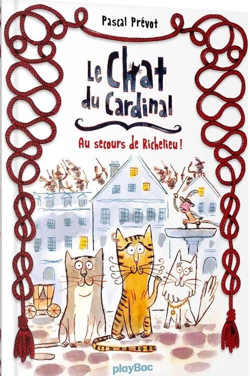 Le chat du Cardinal T1 de Pascal Prévot