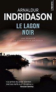 Le lagon noir de Arnaldur Indridason