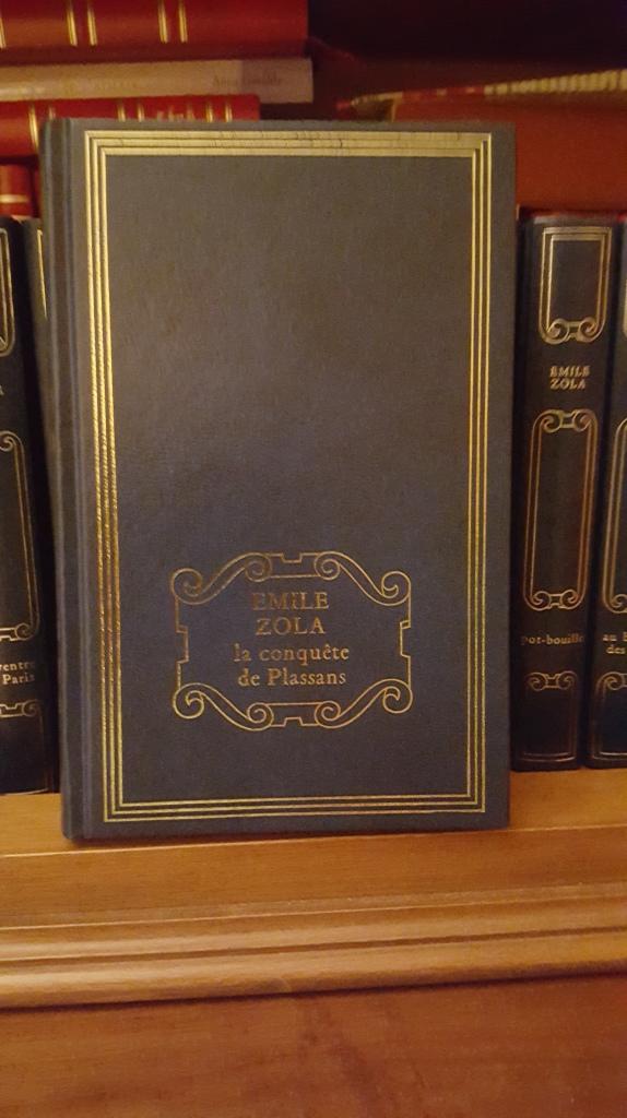 La conquête de Plassans Emile Zola