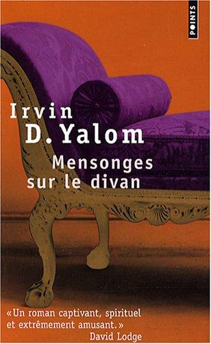 Mensonges sur le divan de Irvin D. Yalom
