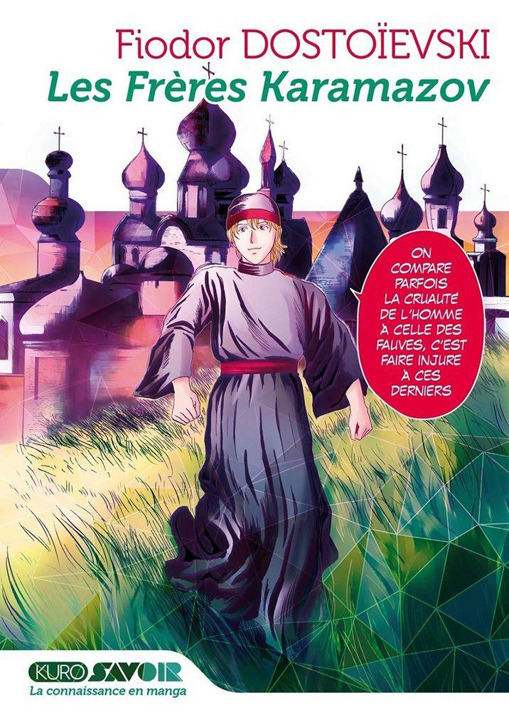 les Freres Karamasov manga -kurosavoir